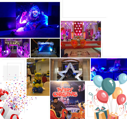 Birthday party organizer in faridabad