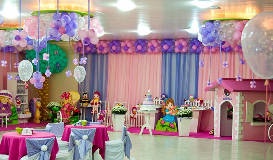 Birthday party decorators in delhi