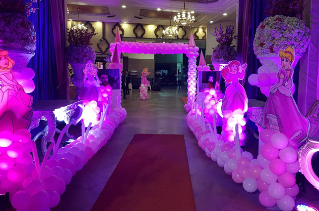 birthday party organizer in noida