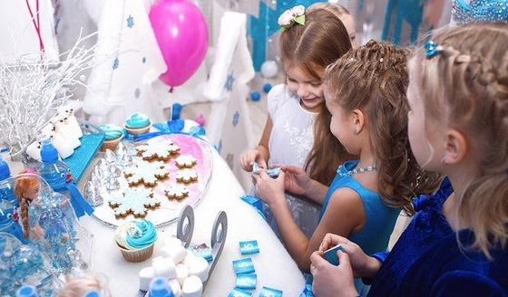 Girls theme party ideas in delhi