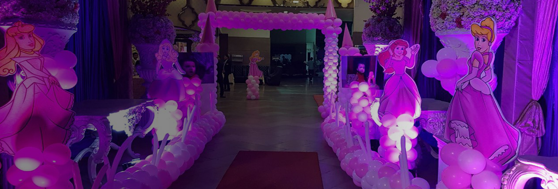 birthday party organizers in delhi noida gurgaon faridabad